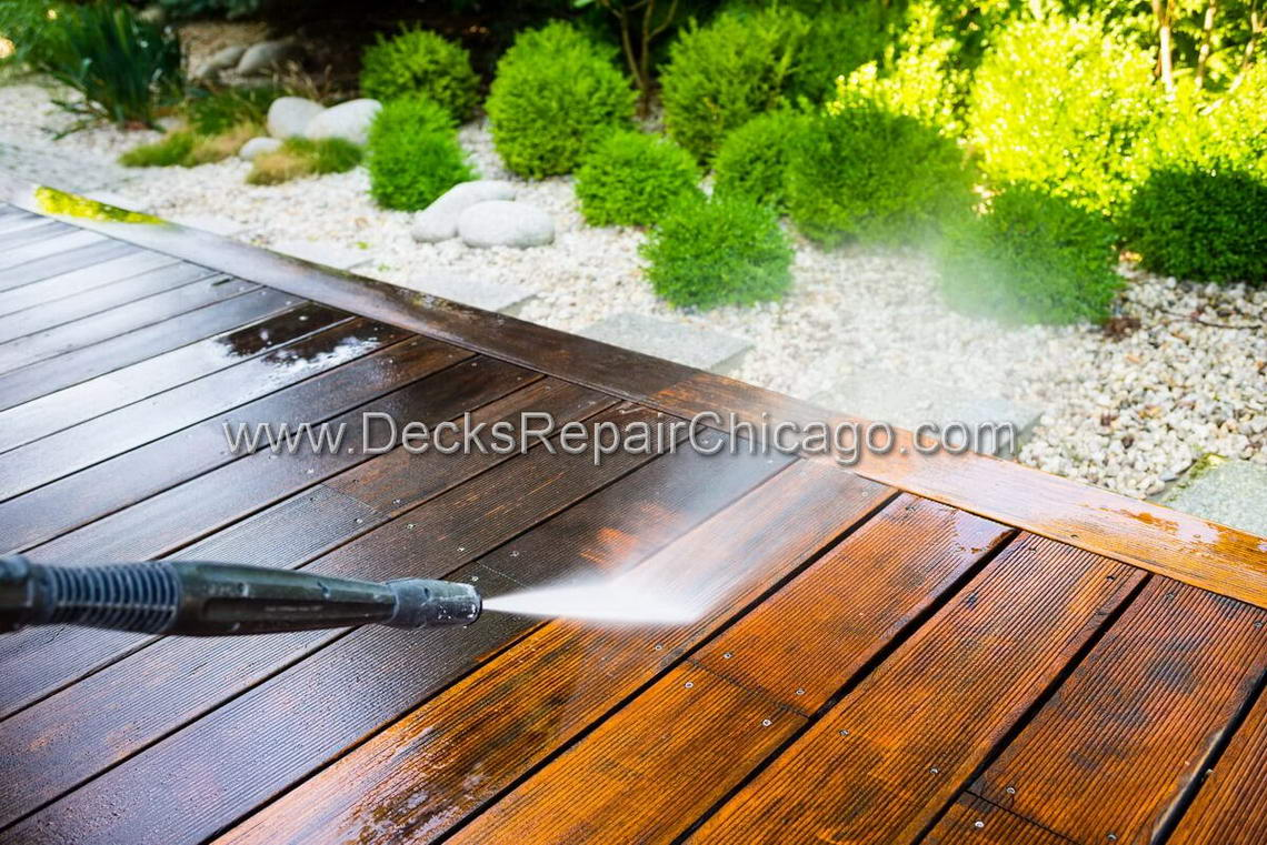 decks repair chicago maintenance-resealing-cleaning